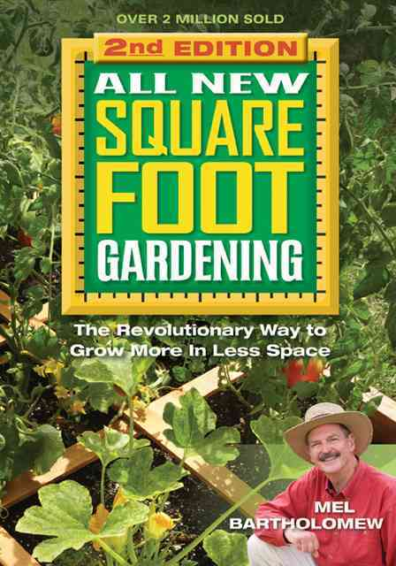 All New Square Foot Gardening II By Bartholomew, Mel